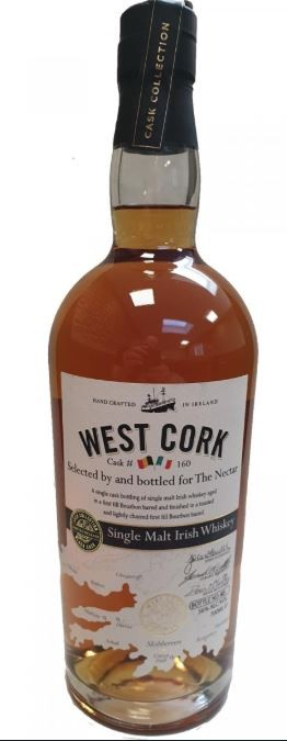 Whiskey van de maand: West Cork single cask 56°
