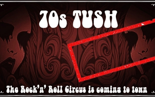 The Crossover presents 70's Tush