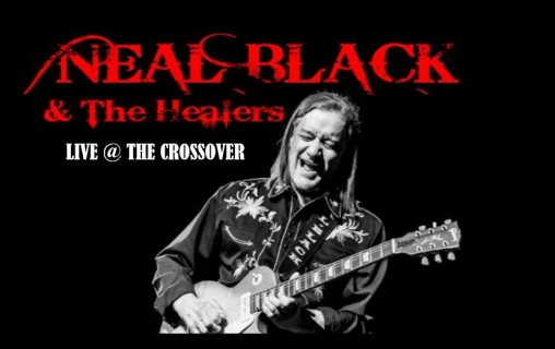 Neal Black & The Healers live