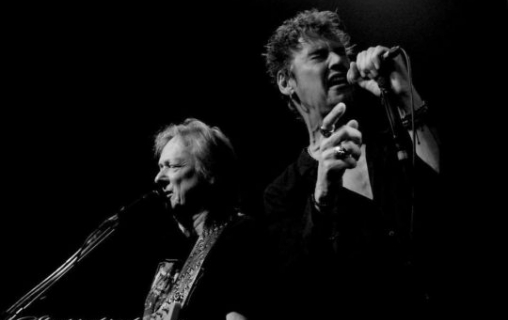 Rockfactory presents Wild Romance,de legendarische band van Herman Brood