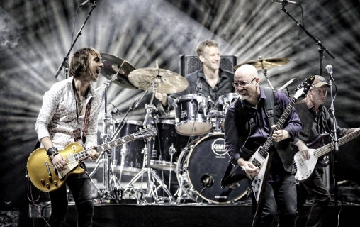 Rockfactory presents Wishbone Ash